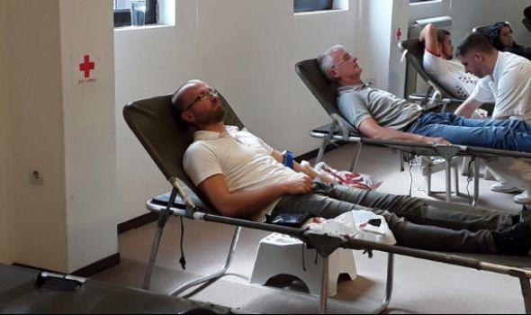 Crveni krst vas poziva na DRUGU veliku letnju akciju dobrovoljnog davanja krvi