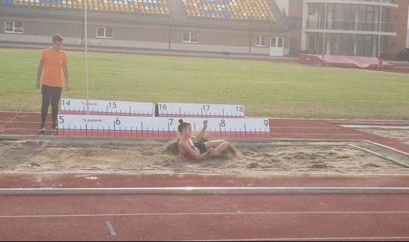 Kragujevačkim atletičarima tri medalje u Novom Pazaru