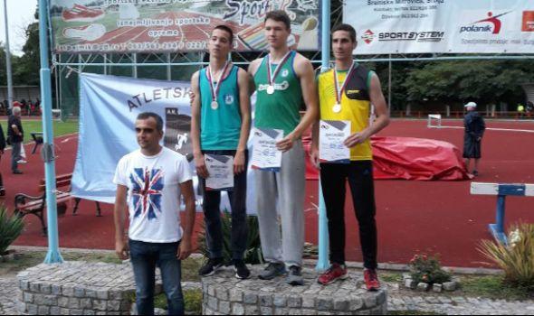 Radojičiću bronza u troskoku u Sremskoj Mitrovici