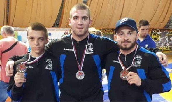 Kragujevačkim rvačima četiri medalje u Subotici