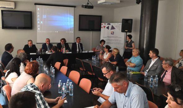Mađarski privrednici zainteresovani za upostavljanje saradnje sa našim kompanijama