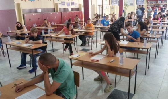 U Kragujevcu 1.792 osmaka polaže malu maturu