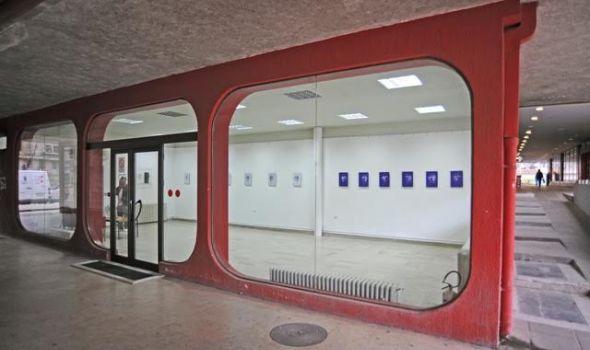 Izložba grafika Slobodana Radojkovića u Malom likovnom salonu