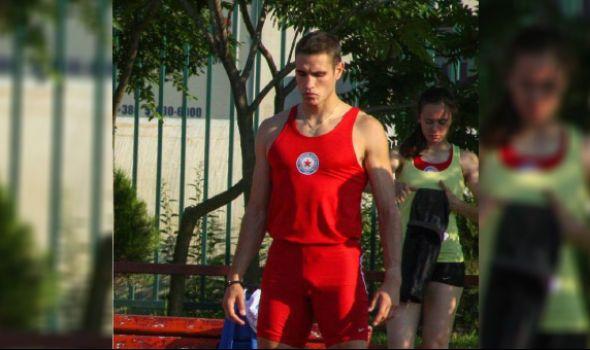 """Atletičar """"Radničkog"""" sedmi u Turskoj"""
