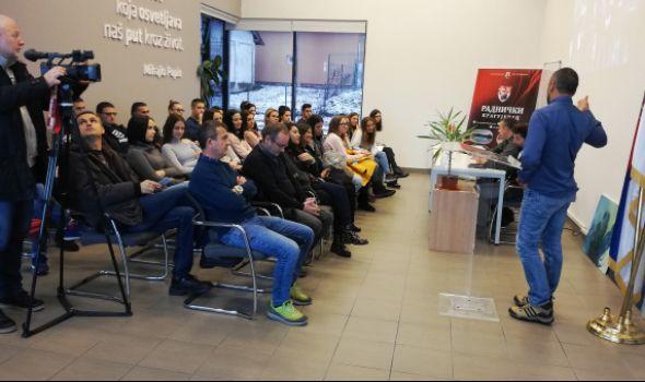 """Međunarodni dan osoba sa invaliditetom: Druženje paraolimpijaca i kragujevačkih učenika u """"Iskri"""""""