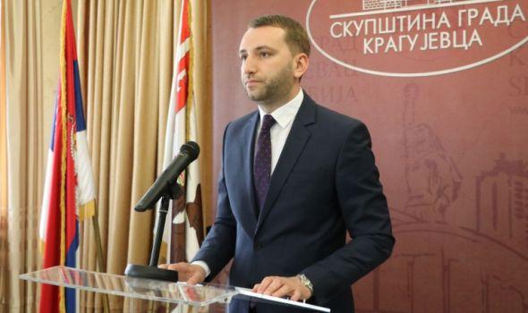 UROŠEVIĆ: Ne zaobilaze putevi Kragujevac, nego nesposobnu gradsku vlast koja za njih ne ume da se izbori