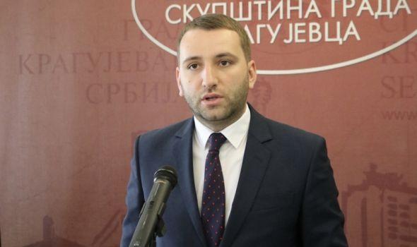MILAN UROŠEVIĆ: Više od 100 MILIONA € investicija, stotine projekata za razvoj Kragujevca i boljitak svakog pojedinca