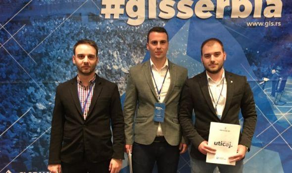 Predstavnici mladih SPO Kragujevac učestvovali na Globalnom liderskom samitu