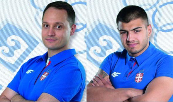 Stefanović i Jovanović na Evropskim igrama u Belorusiji