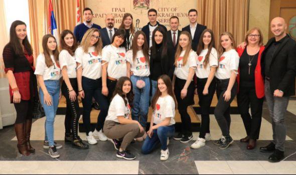 "Mladi Kragujevčani predstavljaju Izrael na takmičenju ""Srbija u ritmu Evrope"""