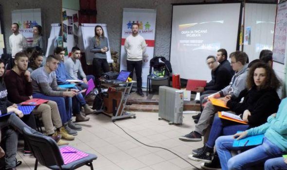 MLADI SU ZAKON: Za omladinske projekte 600.000 dinara