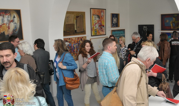 """Međunarodna izložba mozaika """"Via Diagonalis"""" u Mostovima Balkana"""