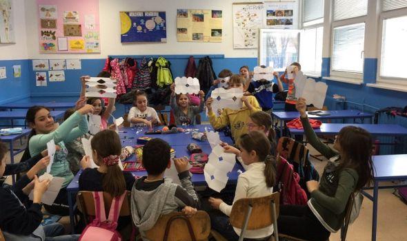 Odrastanje u duhu mira i tolerancije: Gimnazijalci postali edukatori za rad sa decom (FOTO)
