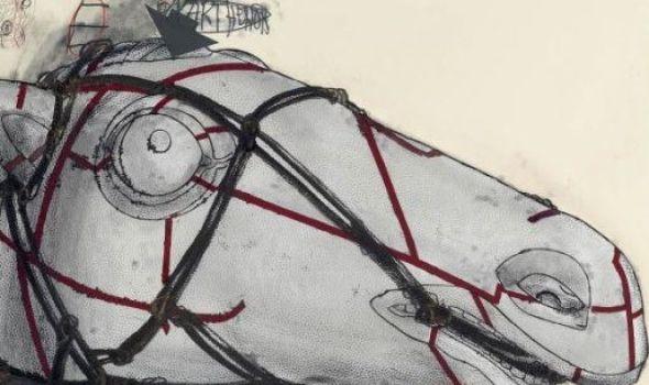 Izložba Mrđana Bajića u Galeriji RIMA