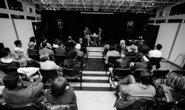 Gospodin sistem: Multimedijalno književno veče u Kutiji šibica
