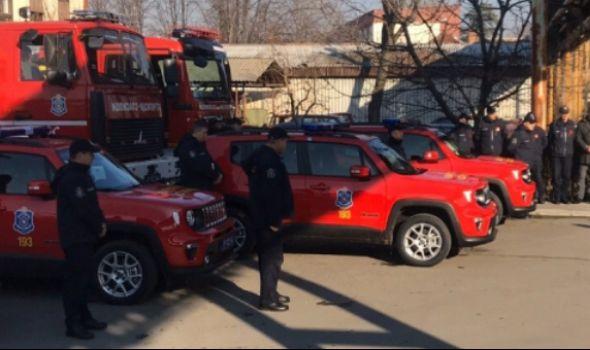 Kragujevački vatrogasci u 2019. zabeležili više od 1.500 intervencija, od početka ove godine oko 70