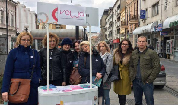 "Udruženje ""Volja"" obeležilo Nacionalni dan borbe protiv raka dojke (FOTO)"