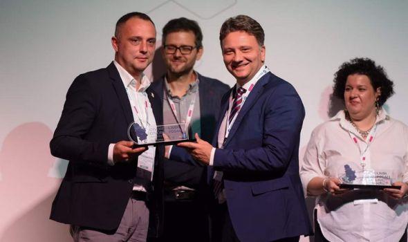Smart City festival: Kragujevac dobitnik nagrade za otvorene podatke