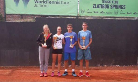 Senićeva pobednica ITF turnira na Zlatiboru