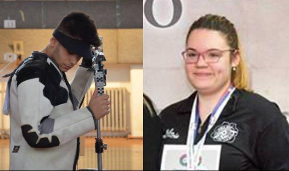 Nevena Armuš i Marko Ivanović na Svetskom juniorskom kupu