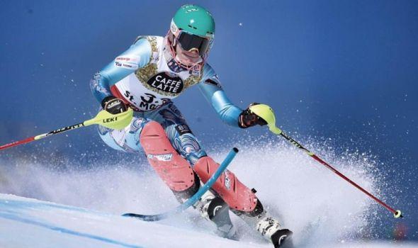 Nevena Ignjatović 14. u alpskoj kombinaciji