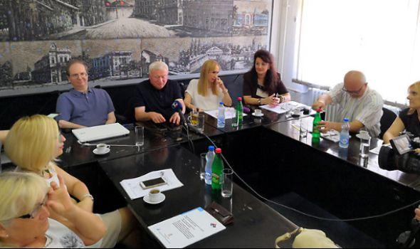 Nacionalna organizacija osoba sa invaliditetom Srbije održala okrugli sto o ravnopravnosti u Kragujevcu