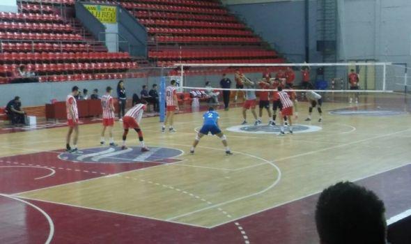"""Odbojkaši """"Radničkog"""" poraženi, """"Zvezda"""" u finalu Kupa Srbije"""