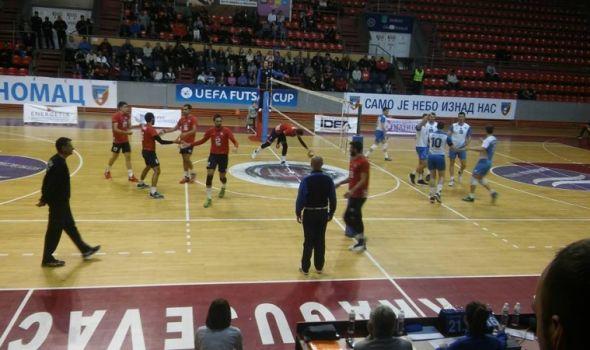 """Odbojkaši """"Radničkog"""" pobedom otvorili sezonu u Super ligi Srbije"""
