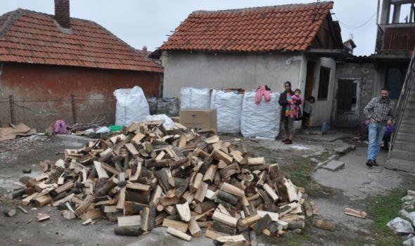 OGREV za najugroženije Kragujevčane (FOTO)