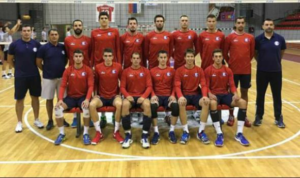 """Kup Srbije: Odbojkaši """"Radničkog"""" pobedili """"Partizan"""""""