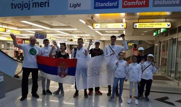 TEODORA u reprezentaciji Srbije na Svetskim POBEDNIČKIM igrama dece lečene od raka (FOTO)