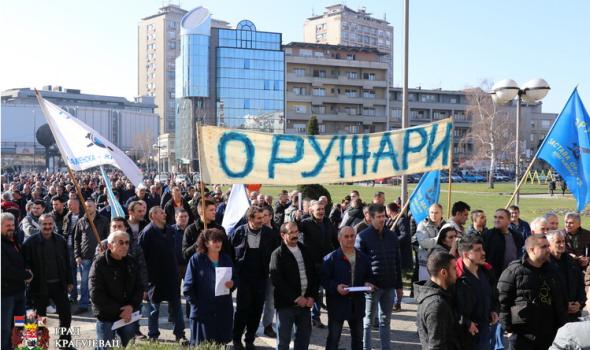 U Zastava oružju potpisivanje PETICIJE protiv privatizacije