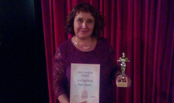 Kragujevčanka dobila Oskara