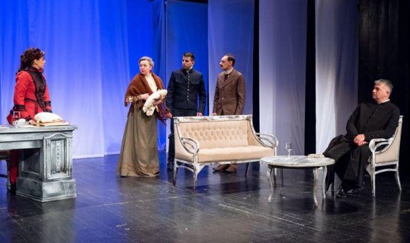"""Strindbergov """"OTAC"""" na sceni KST-a"""