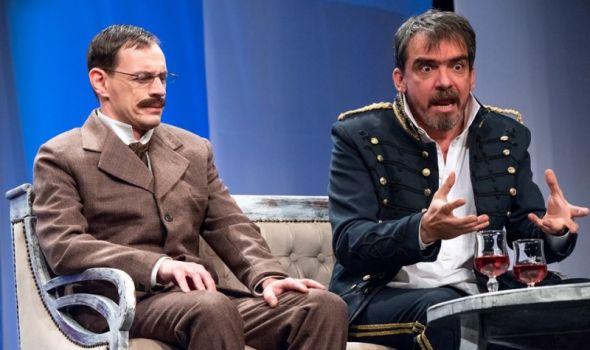"Strindbergov ""OTAC"" na sceni KST-a: Borba za prevlast polova, psihičko ubistvo"