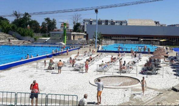 Uspešan start kupališne sezone: Na otvorenim bazenima 4.000 Kragujevčana