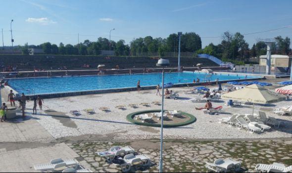 REKORD: Otvorene bazene posetilo 70.000 Kragujevčana