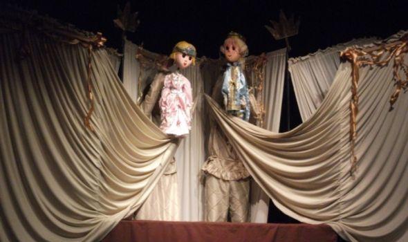 """Predstava """"Pepeljuga"""" u Pozorištu za decu"""
