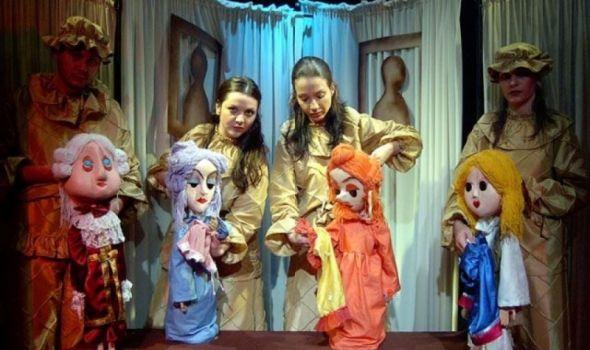 """Predstava """"Pepeljuga"""" u Pozorištu za decu (VIDEO)"""