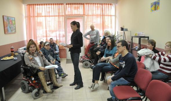 Personalni asistent nova usluga socijalne zaštite u Kragujevcu
