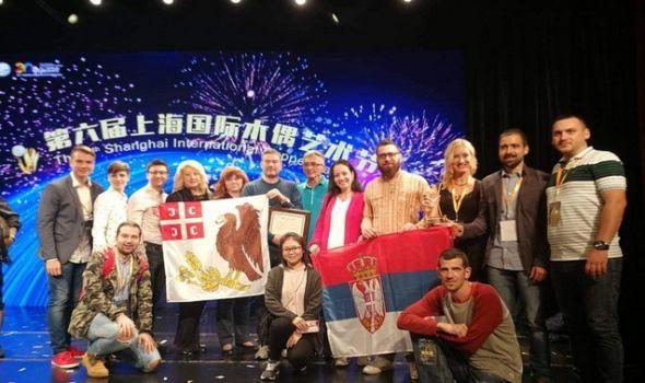 """Predstava """"Petar Pan"""" dobila jednu od glavnih nagrada na festivalu """"Zlatna magnolija"""" u Šangaju"""