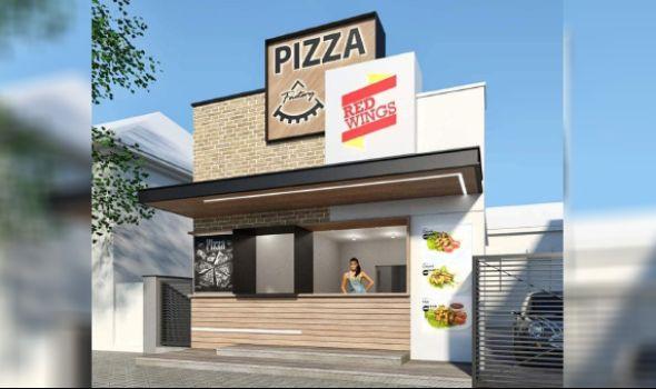 """Franšizni fast food brendovi """"Pizza Factory"""" i """"Red wings"""" na još jednoj lokaciji u Kragujevcu (FOTO)"""