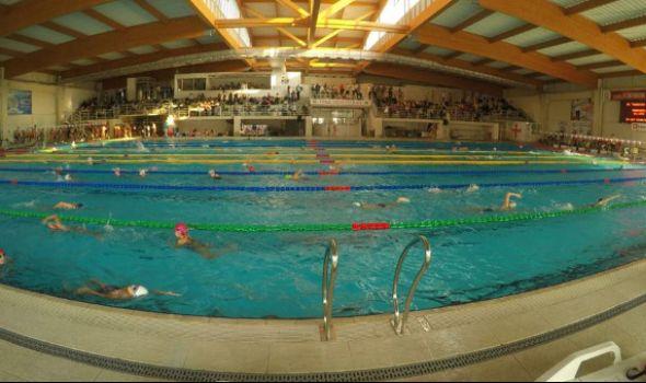 Kup Kragujevca 2018: Međunarodni plivački miting na zatvorenom bazenu