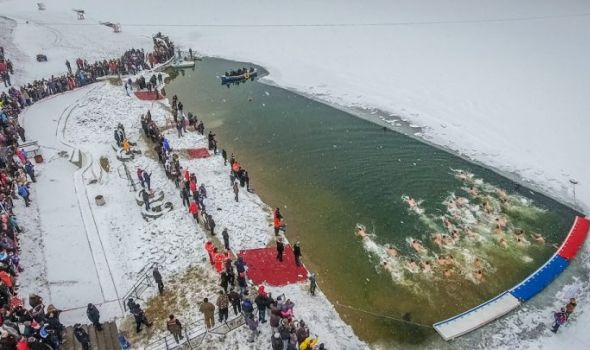 Počele prijave za plivanje za Krst Časni na Bogojavljenje