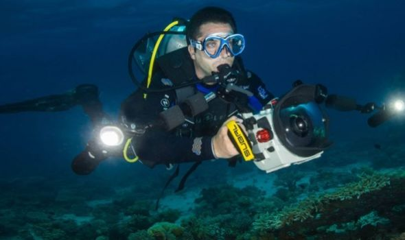 Izložba podvodne fotografije u Domu omladine