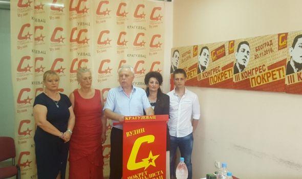Iz Pokreta socijalista u Socijalističku partiju Srbije prešlo 136 ili 15 ljudi?