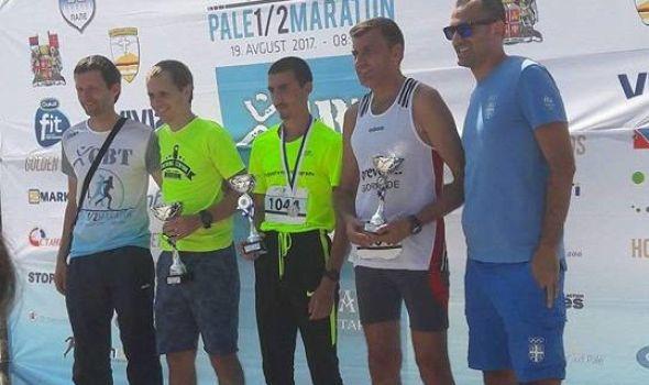 Živanović pobednik prvog polumaratona na Palama