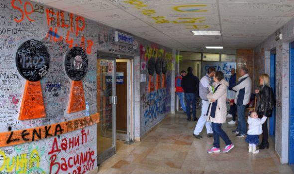 Najradosnije mesto u Kragujevcu: Proslavljanje rođenja dece na nesvakidašnji način (FOTO)