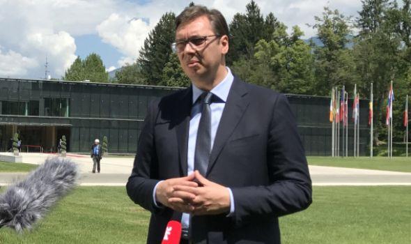 Vučić očekuje da će danas biti rešen problem u Fiatu