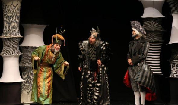 """""""Goli kralj"""" u Pozorištu za decu"""
